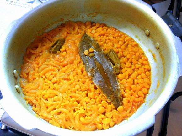 boiled dal