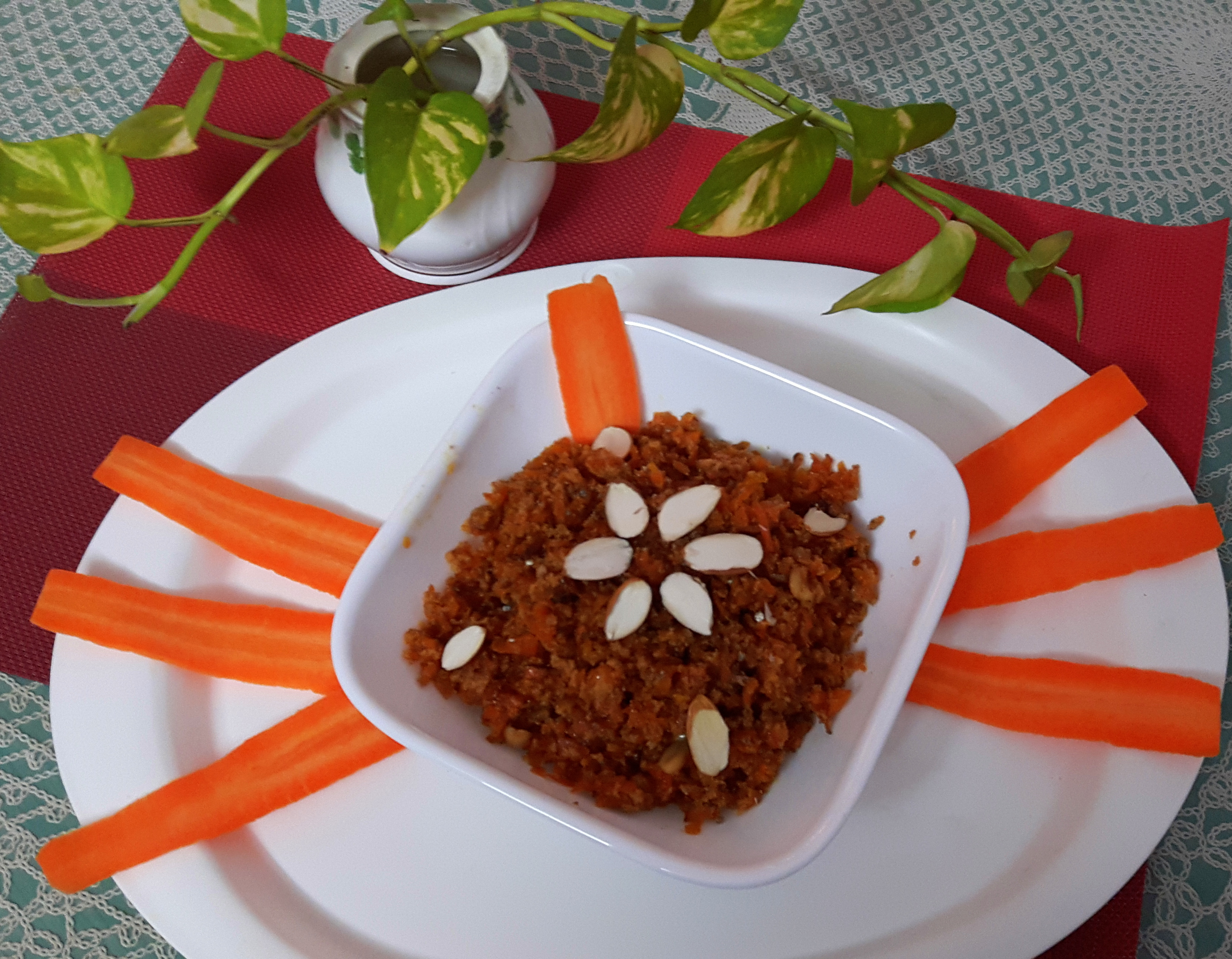 Gajar (carrot) ka halwa