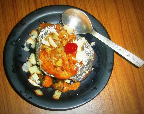 Jodhapuri Mawa kachori (Sweet Dish from Rajasthan)