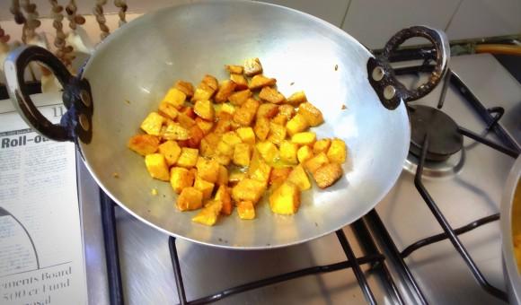 frying suran