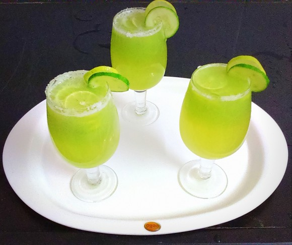 Ash gourd juice (brain revitalizer)