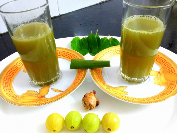 Amaritdhara juice