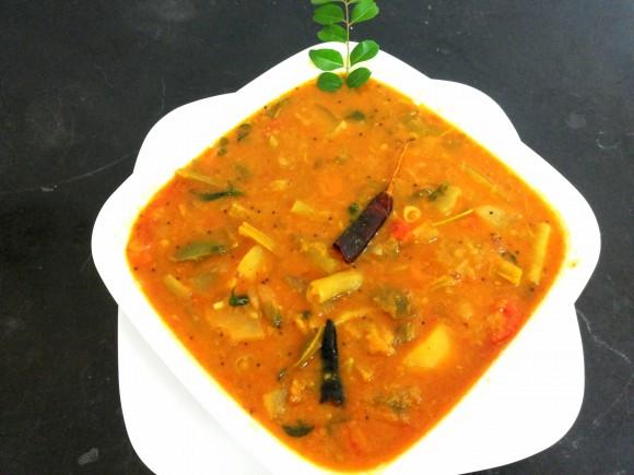 Sāmbhar masala