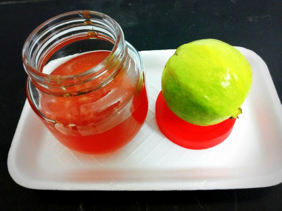 Amrood ki jelly (guava jelly)