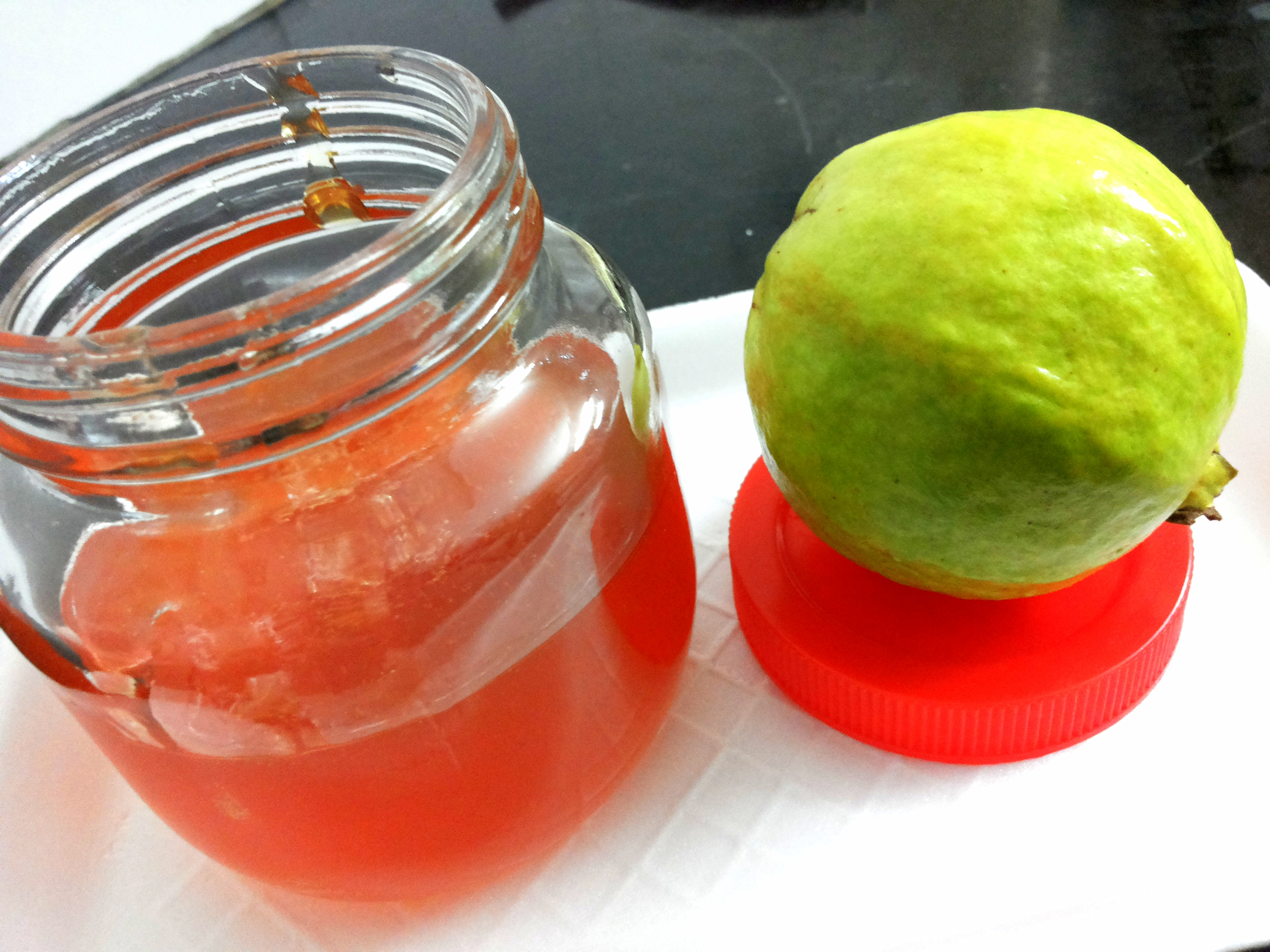 Amrood Ki Jelly Guava Jelly Indian Cooking Manual