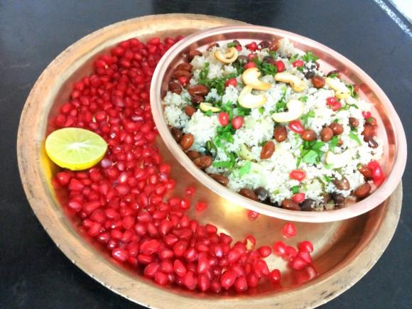 Sama pulav (phalahari recipe)
