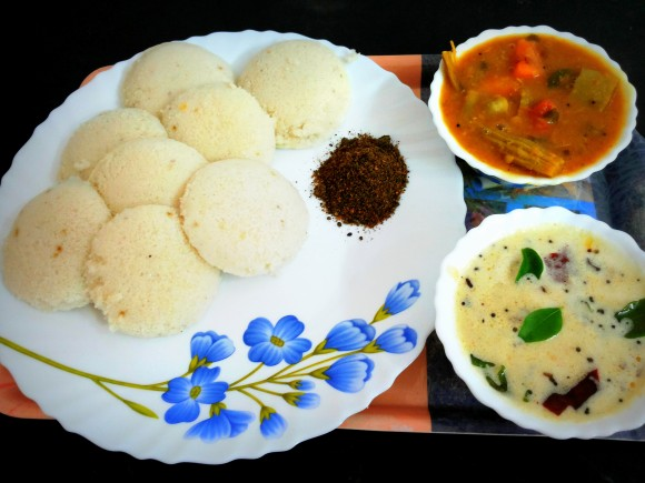 South Indian Steamed Food Recipes