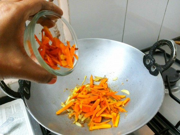 add raw turmeric