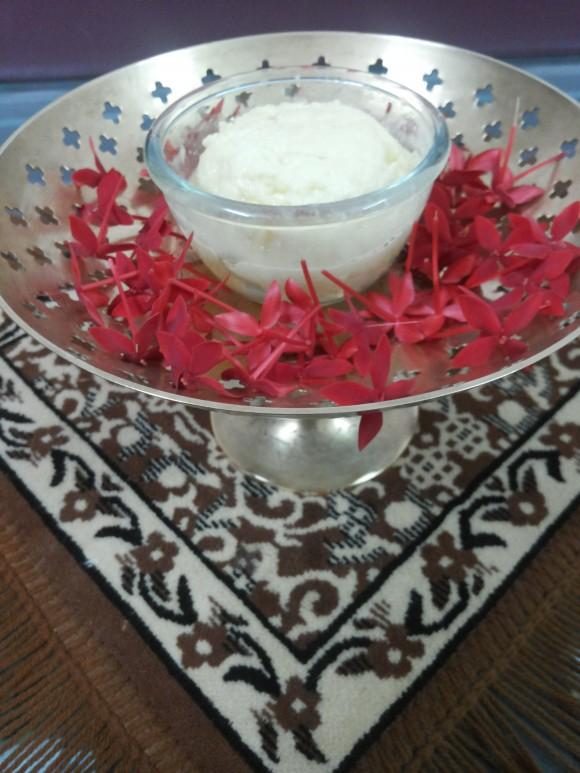 Khoa/Mawa (homemade)