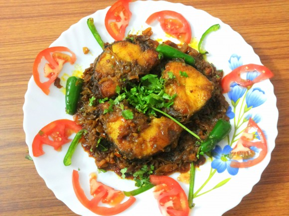 Sindhi style fish fry masala