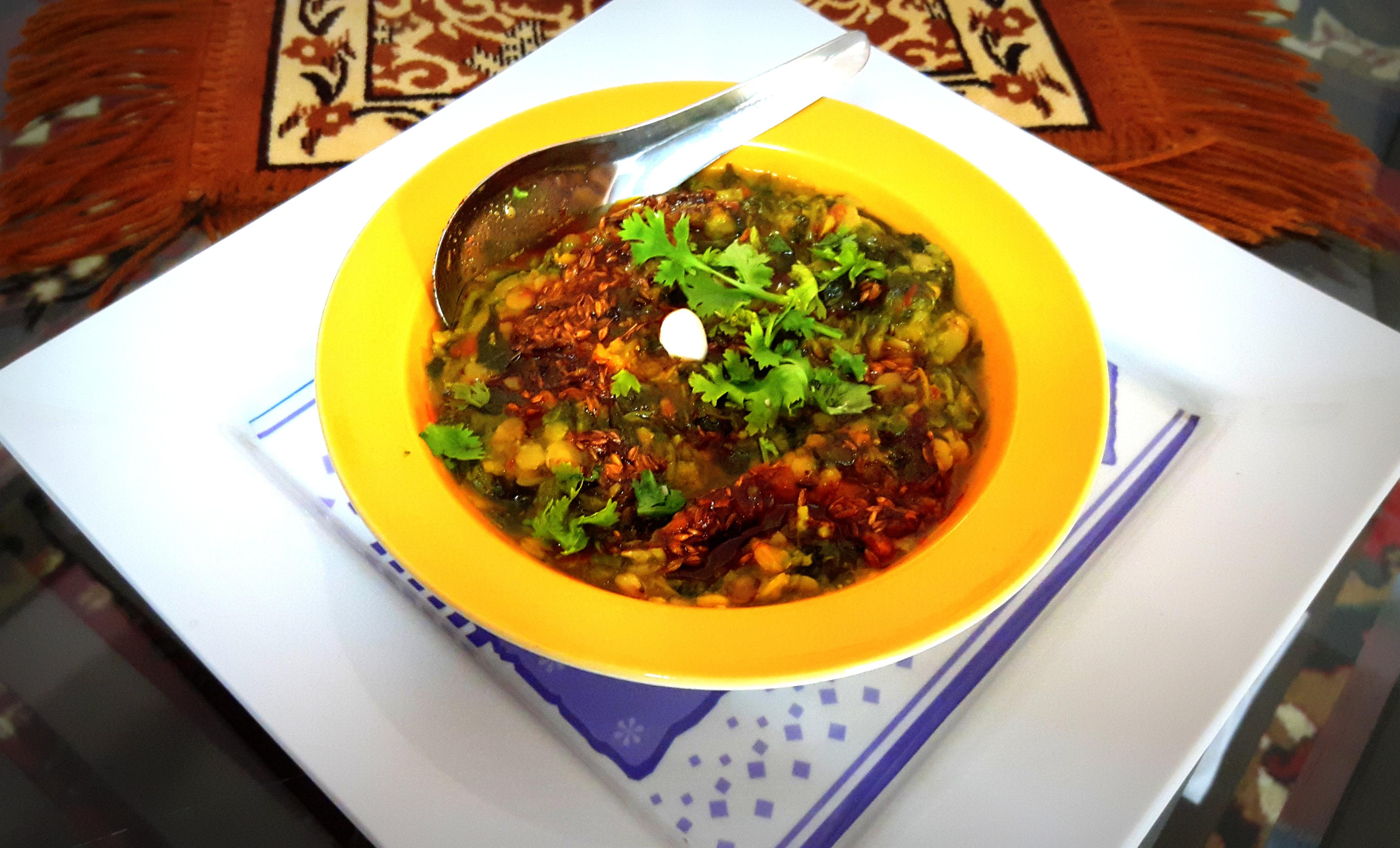 Jhatpat Saag (quick Chaulai /amaranth)