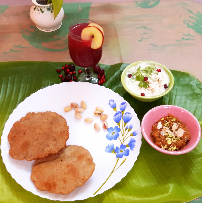 Phalahari Thali day 7