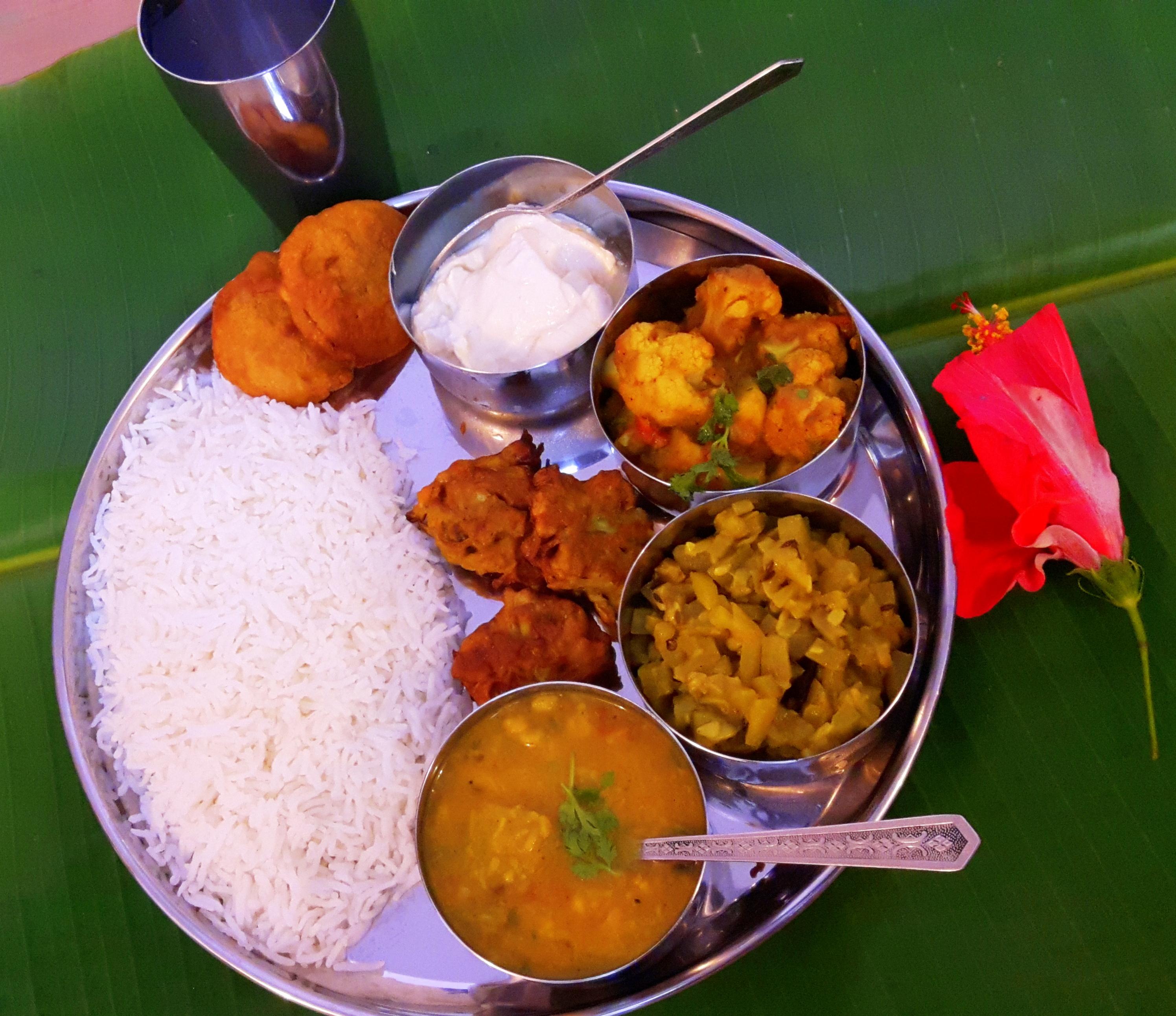 Chhath pooja nahay-khay Thali