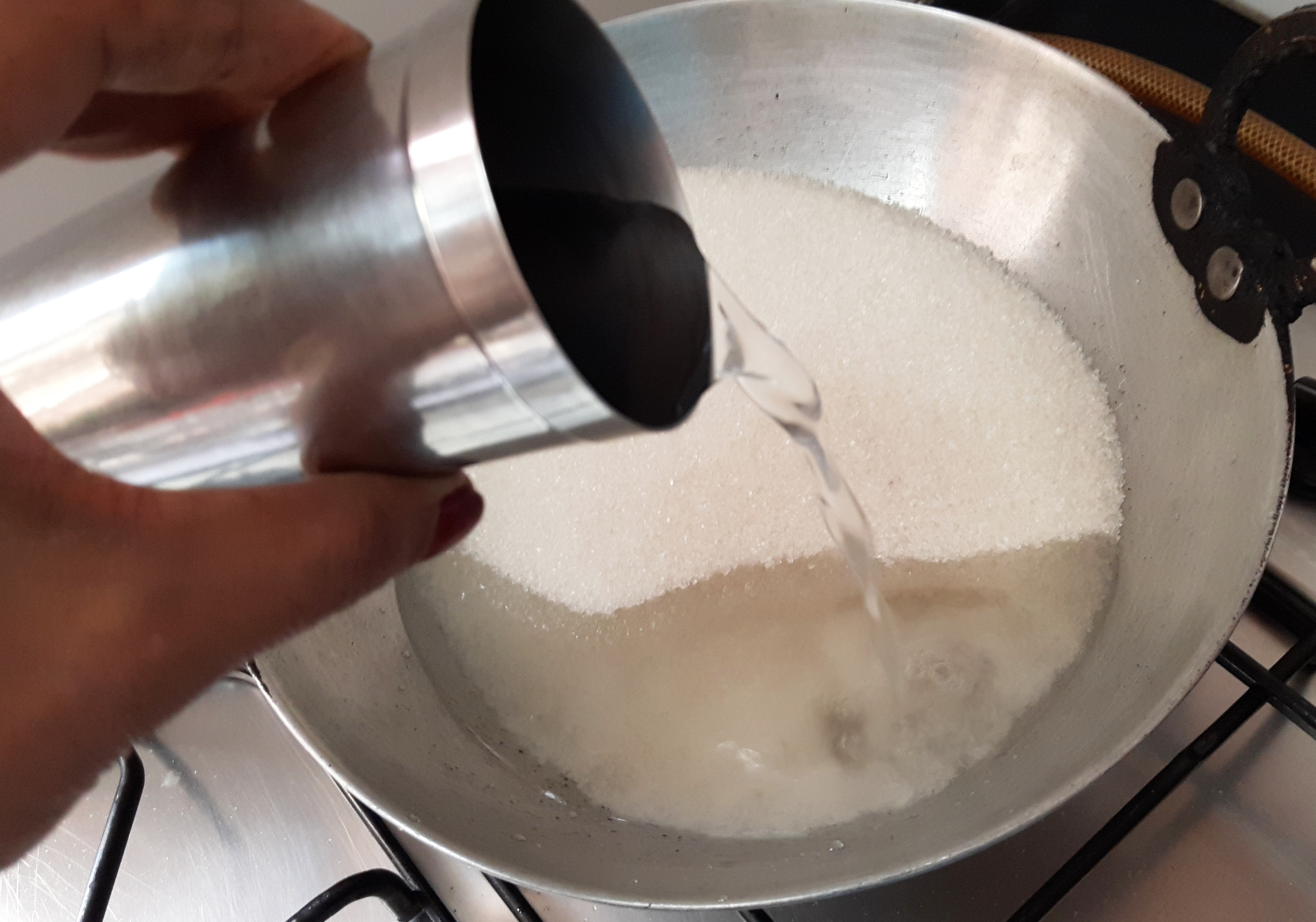 put water