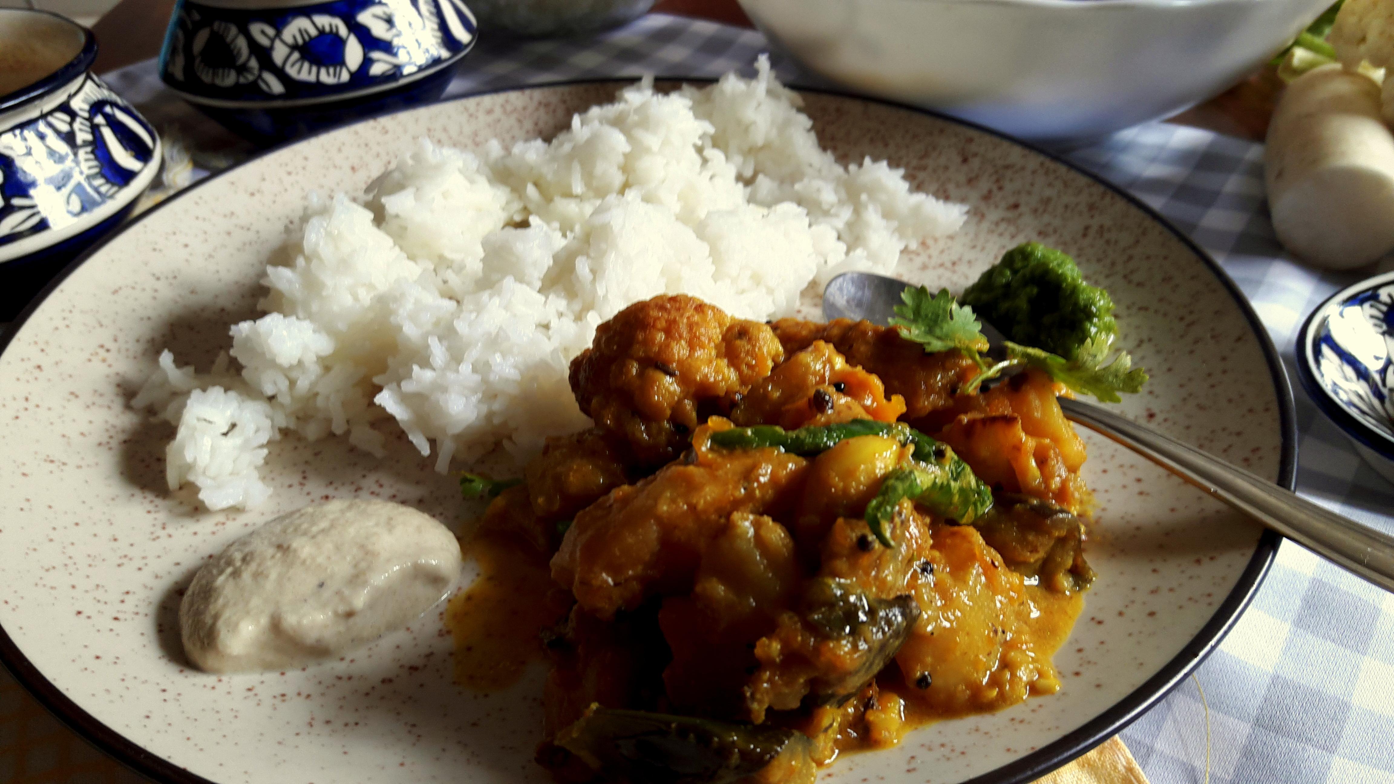 Chorchori (Bengali recipe)