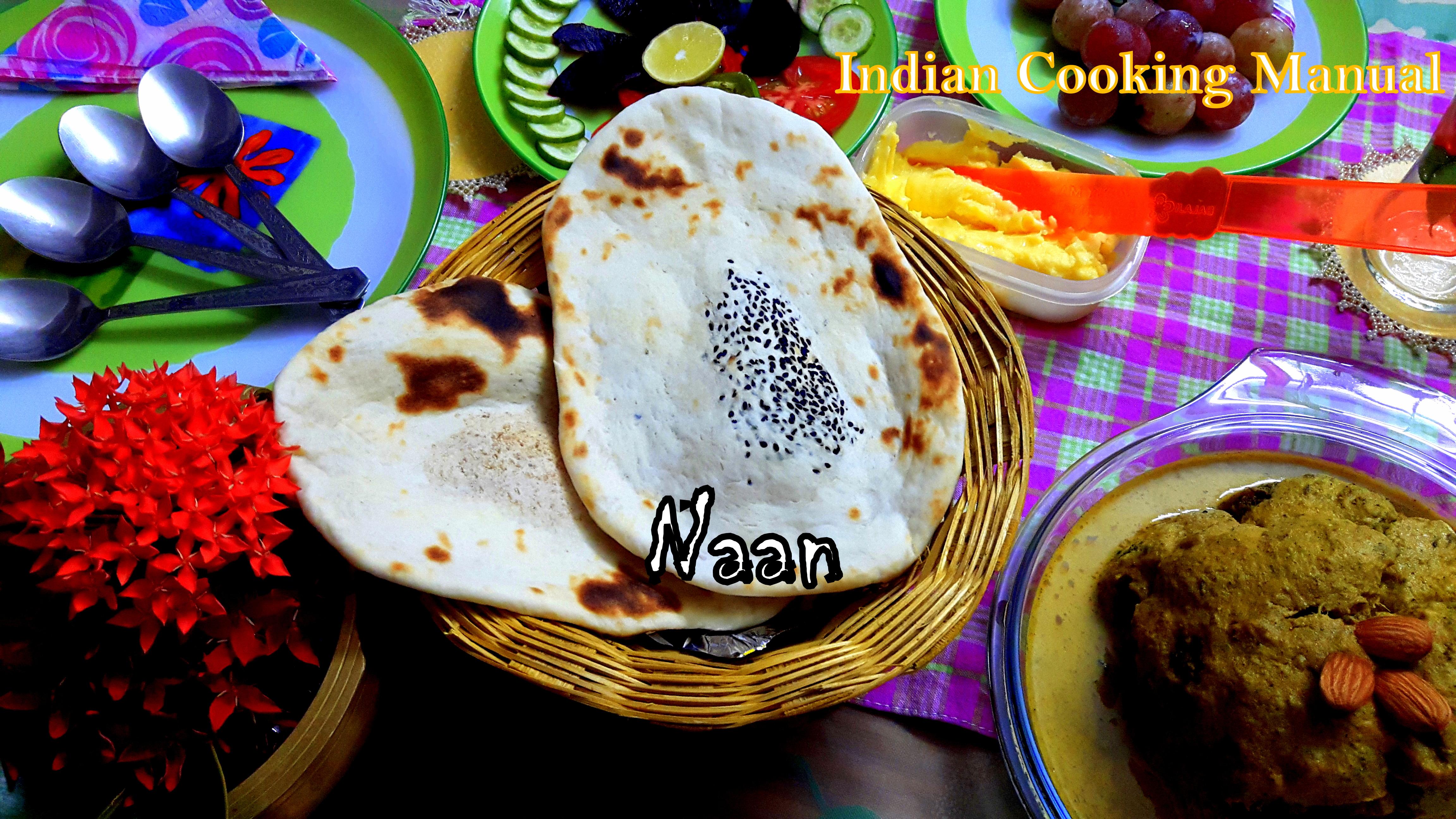 Naan (Indian bread)