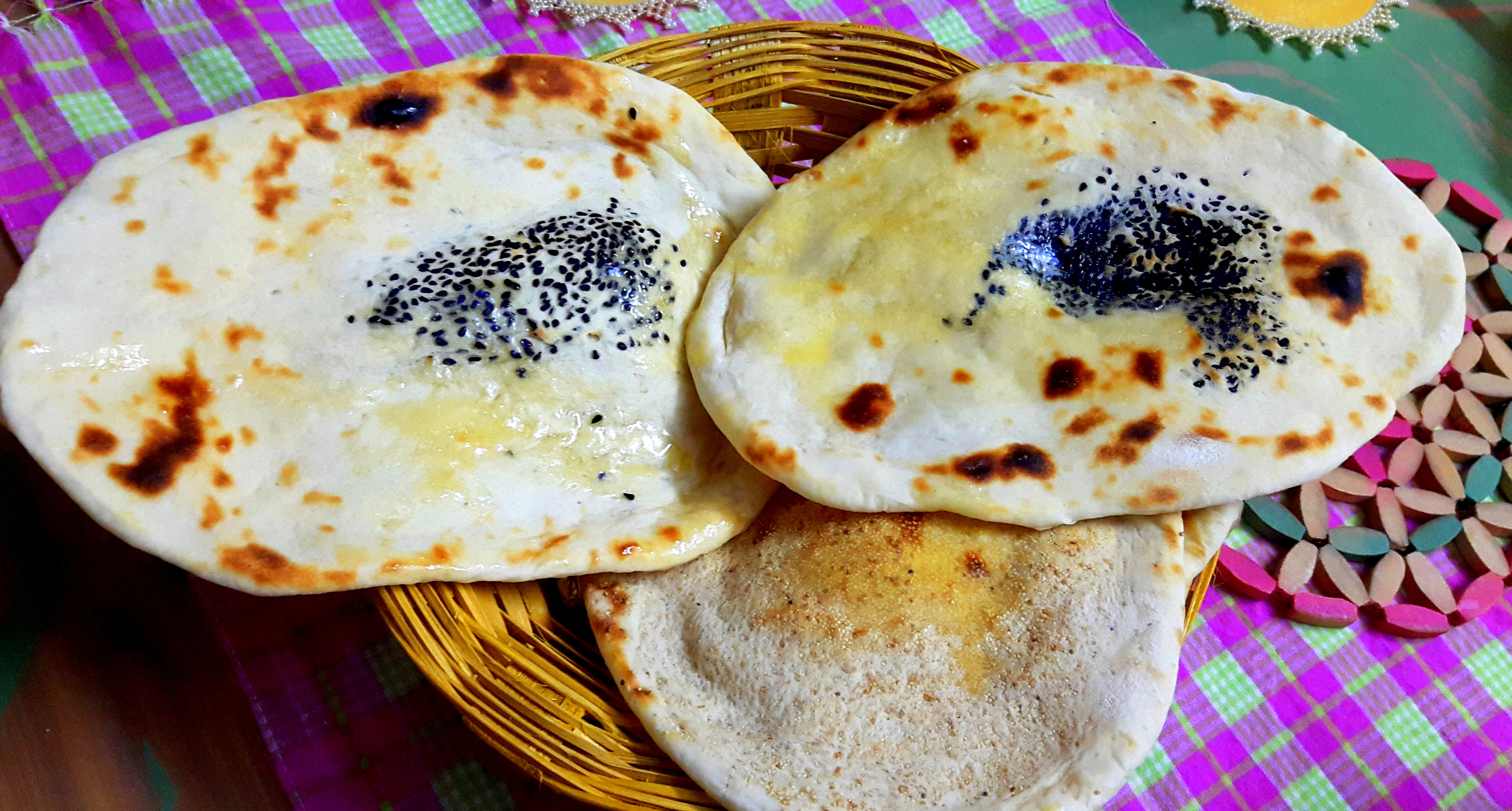 Naan (Indian bread)